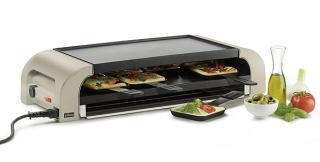 Raclette gril - Stockli Cripsy for 8